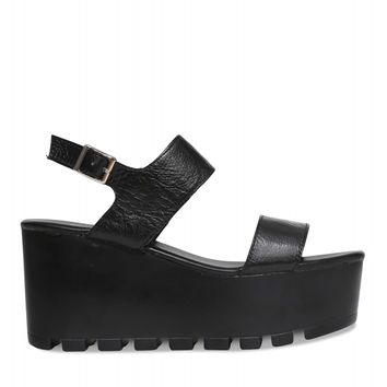 75aee0d7b20 Sixty Seven Amber Platform Sandals from Necessary Clothing