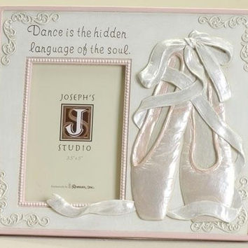 "2 Photo Frames -  "" Dance Is The Hidden Language Of The Soul """