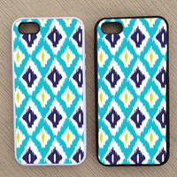 Cute Abstract Geometric Pattern iPhone Case, iPhone 5 Case, iPhone 4S Case, iPhone 4 Case - SKU: 198