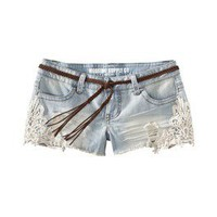 Product: Mossimo Supply Co. Juniors Denim Shorts - Assorted Washes