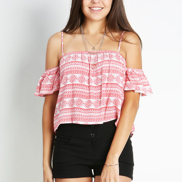 Off-The-Shoulder Cami Top