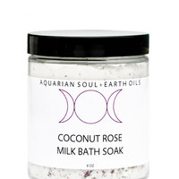 Coconut Rose Milk Bath