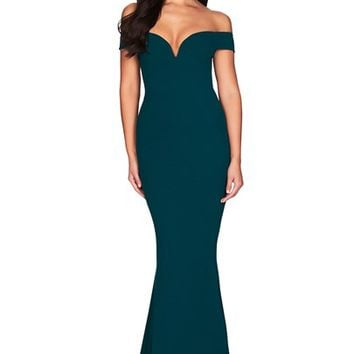 ELENA GOWN : Buy Designer Dresses Online at Nookie