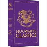 Hogwarts Classics (Harry Potter) Hardcover – June 28, 2016