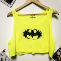 Batman Neon Tank by CakeLife®