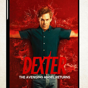 dexter morgan X1635 iPad 2 3 4, iPad Mini 1 2 3, iPad Air 1 2 , Galaxy Tab 1 2 3, Galaxy Note 8.0 Cases
