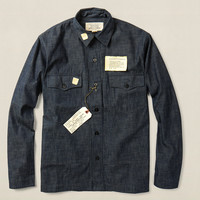 LIMITED-EDITION INDIGO JACKET
