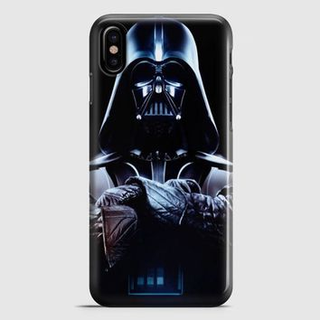 Star Wars Darth Parody iPhone X Case