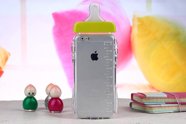 best sneakers 891e2 202ee Baby Bottle Phone Case For iPhone 5/5S/6