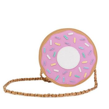 Donut Fashion Purse