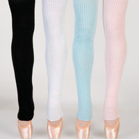 Free Shipping - Adult Legwarmers by ALL ABOUT DANCE