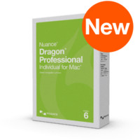 Dragon Professional Individual for Mac, v6 - Put your voice to work | Nuance