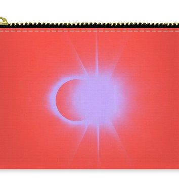 Solar Eclipse, Diamond Ring 2a - Carry-All Pouch