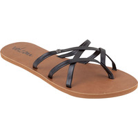 Volcom New School Womens Sandals Black  In Sizes