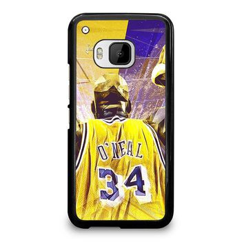 SHAQUILLE O'NEAL LA LAKERS  HTC One M9 Case Cover