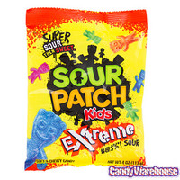 Sour Patch Kids Extreme Candy: 3LB Box | CandyWarehouse.com Online Candy Store