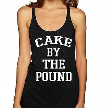 Cake By The Pound Women's Triblend Tanktop