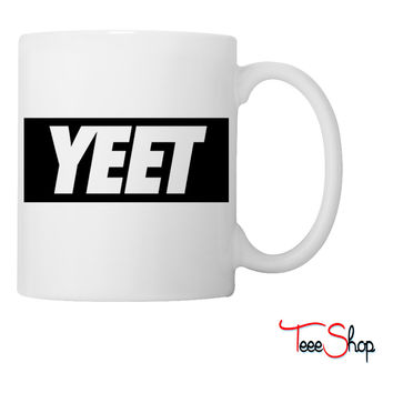 Yeet Coffee & Tea Mug