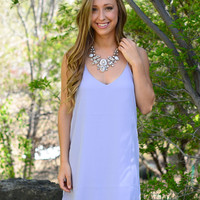 Dainty Day Dress- Lavender