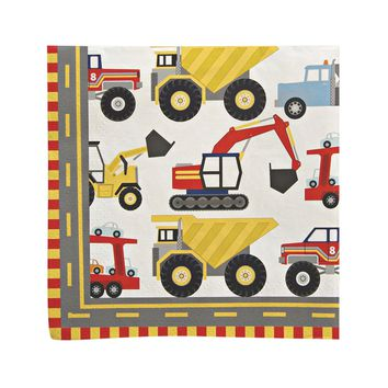 Big Rig Napkins