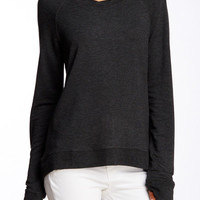 On HauteLook: H By Bordeaux | Hi-Lo Zip Pullover