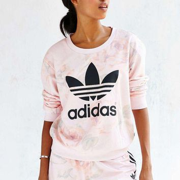 adidas Originals Pastel Rose Sweatshirt