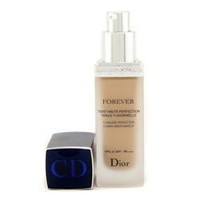 Christian Dior Diorskin Forever Flawless Perfection Fusion Wear Makeup Spf 25 - #030 Medium Beige --30ml/1oz By Christian Dior