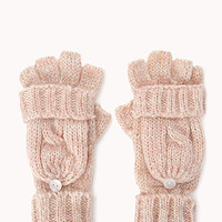 Standout Fingerless Gloves w/ Mittens