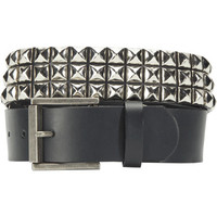 Tri Pyramid Belt Black  In Sizes