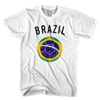 Brazil Soccer Ball T-shirt