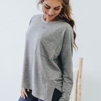 Cozy Afternoon Top