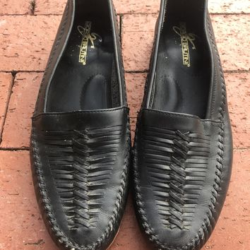 Giorgio Brutini Vintage Leather Loafers