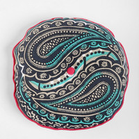 Urban Outfitters - Magical Thinking Paisley Harmony Pillow
