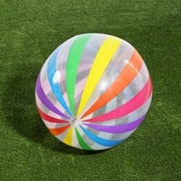 Oversized Inflatable Ball - Urban Outfitters