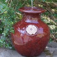 Glazed Down Under Pots - FLAME DOWN UNDER POT
