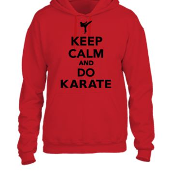 keep calm and do karate