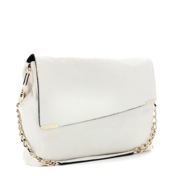 mytheresa.com -  Ally calf hair shoulder bag - Luxury Fashion for Women / Designer clothing, shoes, bags