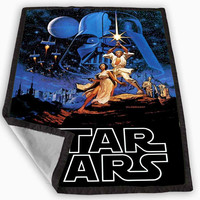 Star Wars Poster Blanket for Kids Blanket, Fleece Blanket Cute and Awesome Blanket for your bedding, Blanket fleece **
