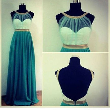Surprising Green Sweetheart Simple Prom Dress,Evening Dress,Graduation Dress,Formal Dress