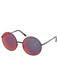 Extreme Bug Round Sunglasses - Rave New World  - Collections