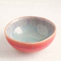 Magical Thinking Reactive Glaze Trinket Dish-