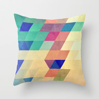 dyrzy Throw Pillow by Spires