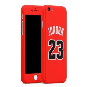 VONR3I Nba Sports Basketball Star Full Body Protector Case Cover for iPhone 6 Plus/6s Plus Mi
