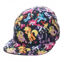 My Little Pony All Over Print Camper Cap Hat - My Little Pony - | TV Store Online