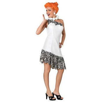Women's Costume: Wilma Flintstone | Medium