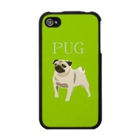 Pug Iphone 4 Skin from Zazzle.com