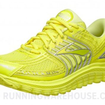 Brooks Glycerin 12 Women's Shoes Yellow Vivid
