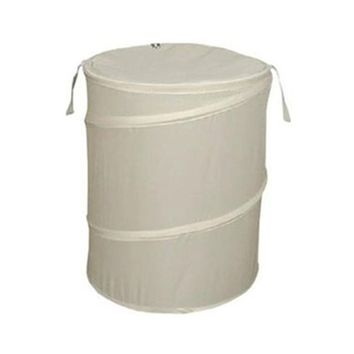 Natural Bongo - Durable Dorm Laundry Hamper College Stuff Cool Dorm Room Supplies