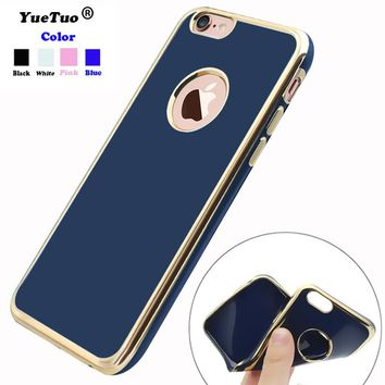 YueTuo i copy,capinha,coque,case,cover for apple iphone 8 For iphone8 plus back silicone silicon 3d phone luxury 3d cute glitter