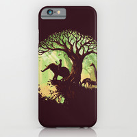 The jungle says hello iPhone & iPod Case by Budi Satria Kwan
